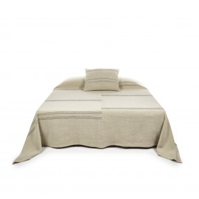 The Moroccan Stripe Coverlet