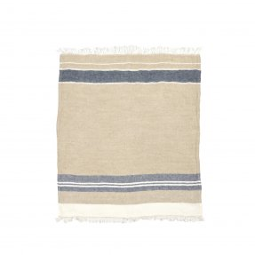 The Belgian Towel Fouta Bastion stripe 110x180cm