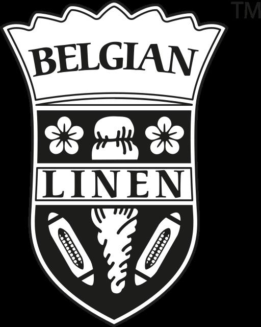 Official Belgian Linen logo